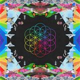 Everglow sheet music by Coldplay