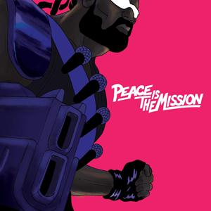 Major Lazer Light It Up (feat. Nyla & Fuse ODG) cover art