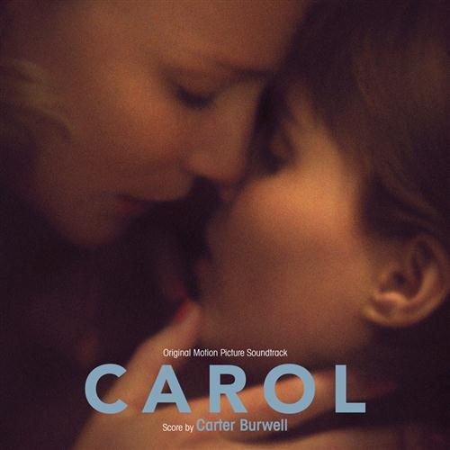 Carter Burwell Lovers (from 'Carol') cover art