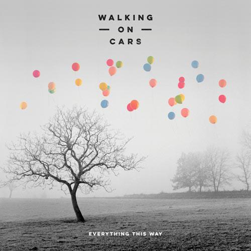 Walking On Cars Speeding Cars cover art