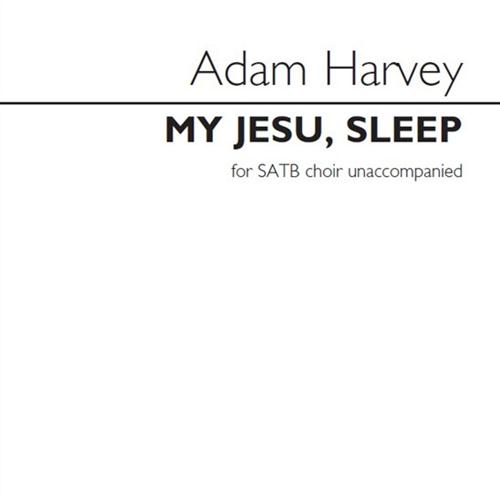 Adam Harvey My Jesu, Sleep cover art