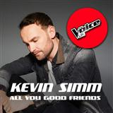 All You Good Friends sheet music by Kevin Simm