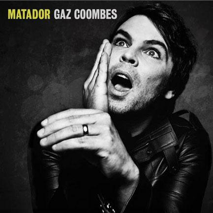 Gaz Coombes 20/20 cover art