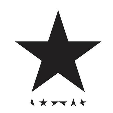 David Bowie Blackstar cover art