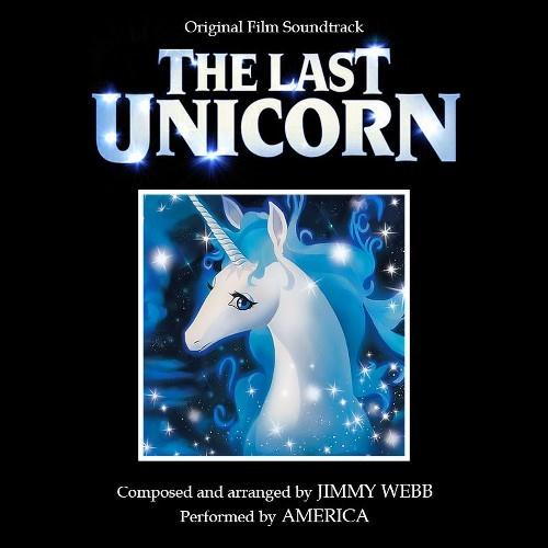 America The Last Unicorn cover art