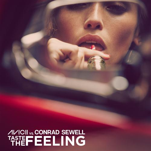 Avicii Taste The Feeling (feat. Conrad Sewell) cover art