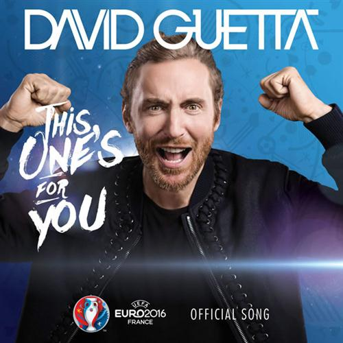 David Guetta This One's For You cover art