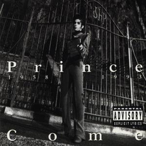 Prince Space cover art