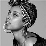 In Common sheet music by Alicia Keys