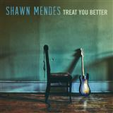 Treat You Better sheet music by Shawn Mendes
