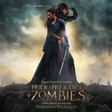 Netherfield Ball Dance One (from 'Pride and Prejudice and Zombies') sheet music by Fernando Velazquez