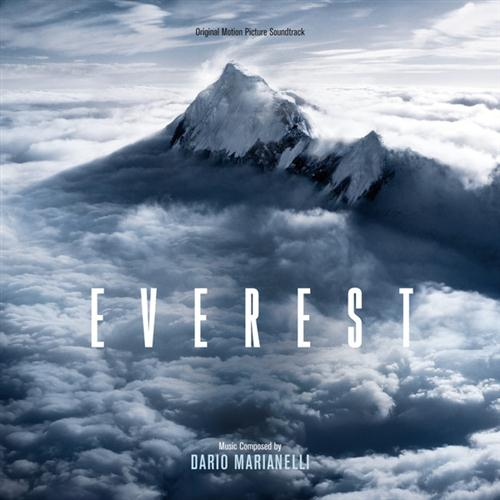 Dario Marianelli Starting The Ascent (From 'Everest') cover art