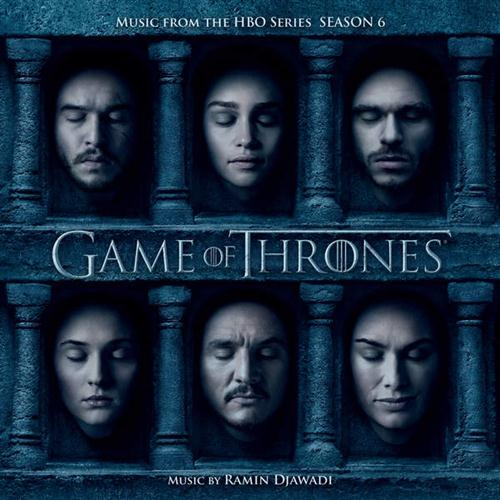 Ramin Djawadi Light Of The Seven (from 'Game of Thrones') cover art