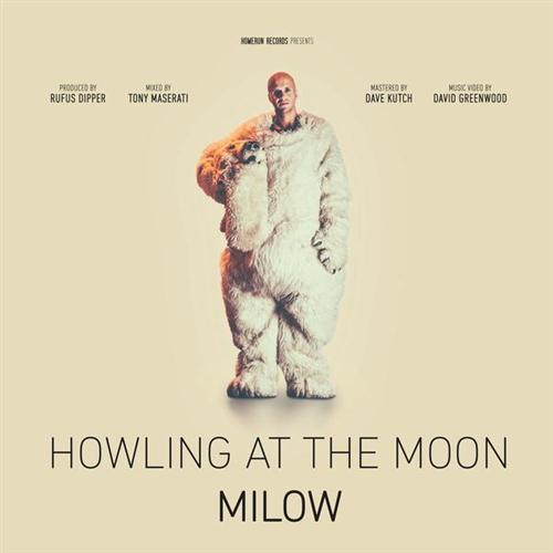 Milow Howling At The Moon cover art