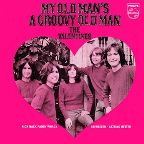 The Valentines My Old Man's A Groovy Old Man cover art
