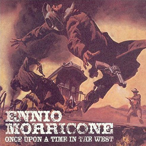 Ennio Morricone The Man With The Harmonica (from 'Once Upon A Time In The West') cover art