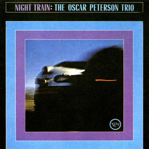The Oscar Peterson Trio Hymn To Freedom cover art