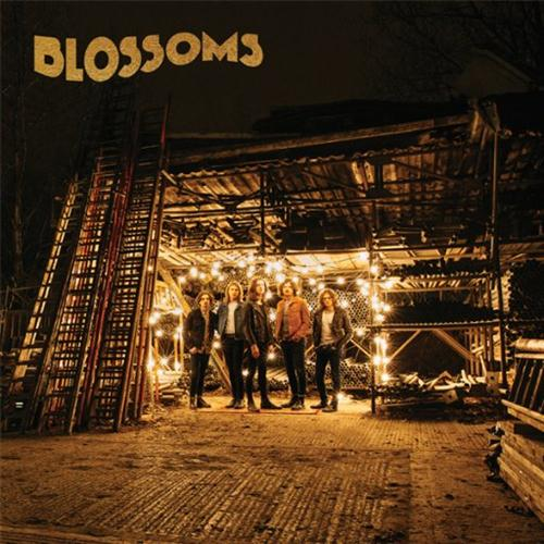 Blossoms Charlemagne cover art