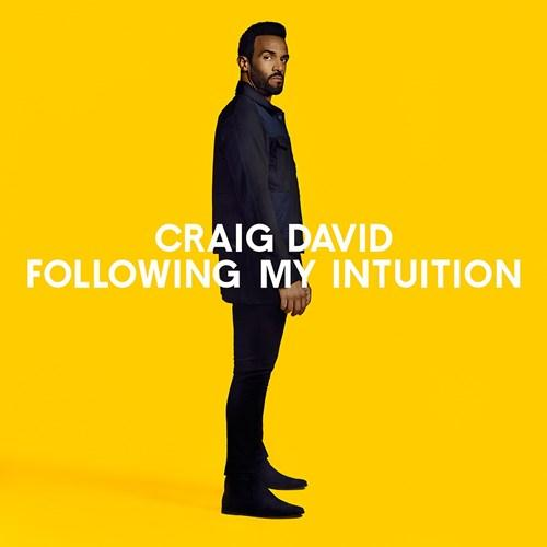 Craig David Ain't Giving Up (feat. Sigala) cover art