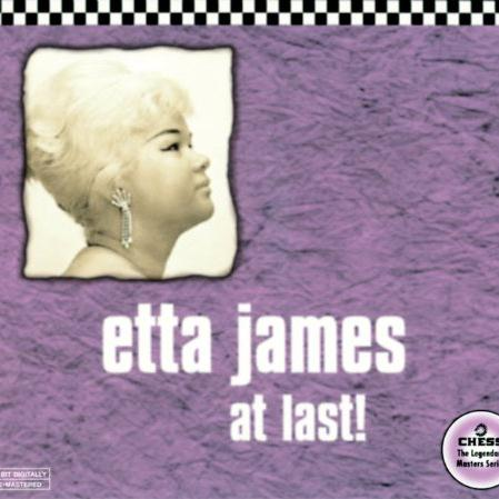 Etta James At Last cover art