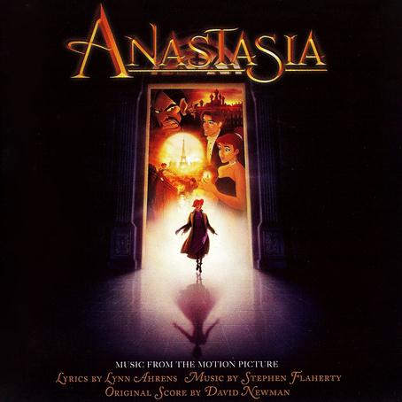 Liz Callaway Once Upon A December (from Anastasia) cover art