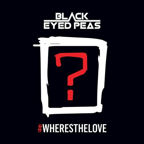 The Black Eyed Peas #WHERESTHELOVE (feat. The World) cover art