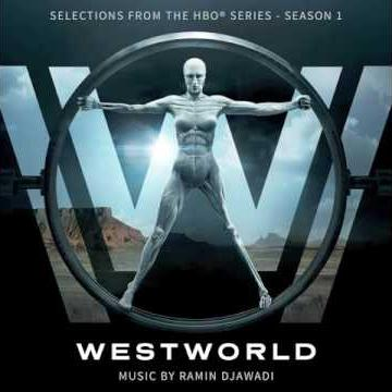 Ramin Djawadi A Forest (from Westworld) cover art