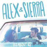 Little Do You Know sheet music by Alex & Sierra
