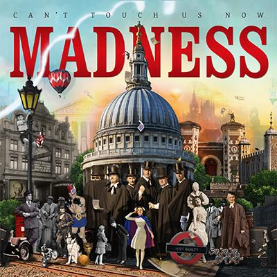 Madness Mr. Apples cover art