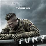 "Wardaddy Piano Theme (from ""Fury"") sheet music by Steven Price"