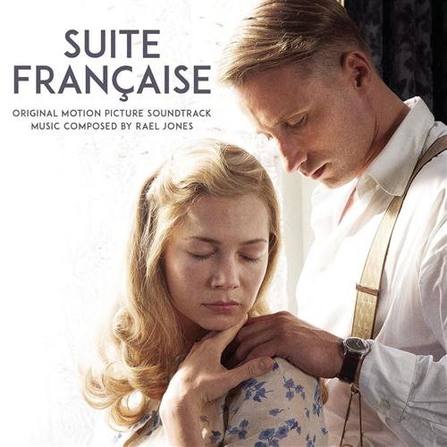 Rael Jones I Am Free (Love Theme from 'Suite Francaise') cover art