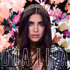 Dua Lipa Be The One cover art