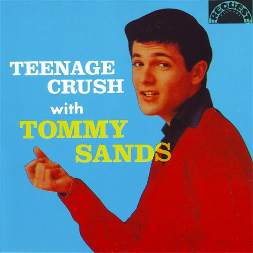 Tommy Sands Teen-Age Crush cover art