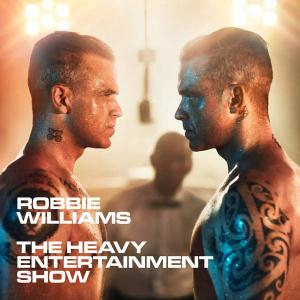 Robbie Williams Mixed Signals cover art