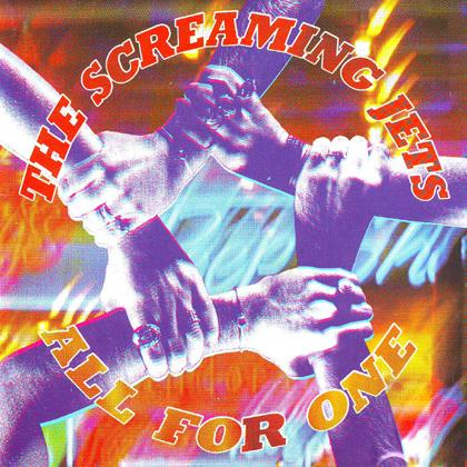 The Screaming Jets Better cover art