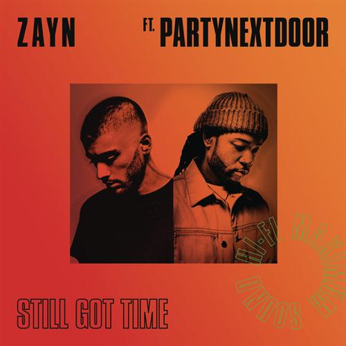 ZAYN Still Got Time (feat. PARTYNEXTDOOR) cover art
