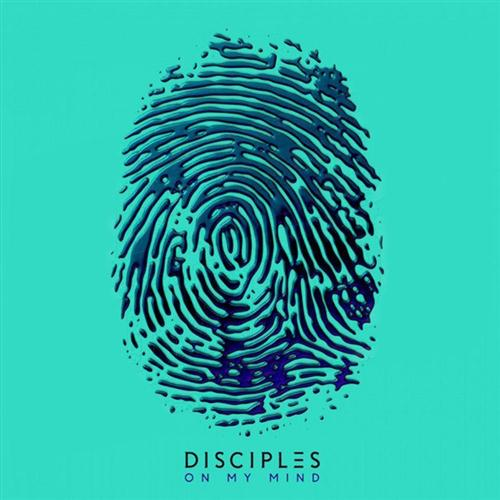 Disciples On My Mind cover art