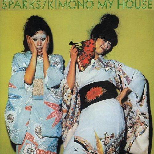 Sparks This Town Ain't Big Enough For Both Of Us cover art