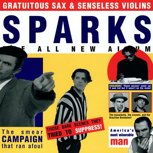 "Sparks When Do I Get To Sing ""My Way"" cover art"