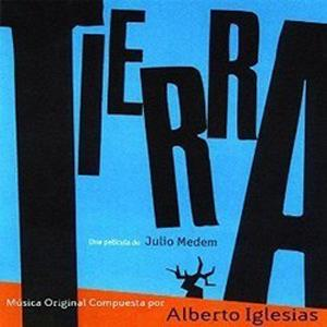 "Alberto Iglesias Tierra (from ""Tierra"") cover art"