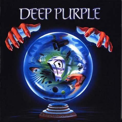 Deep Purple Love Conquers All cover art