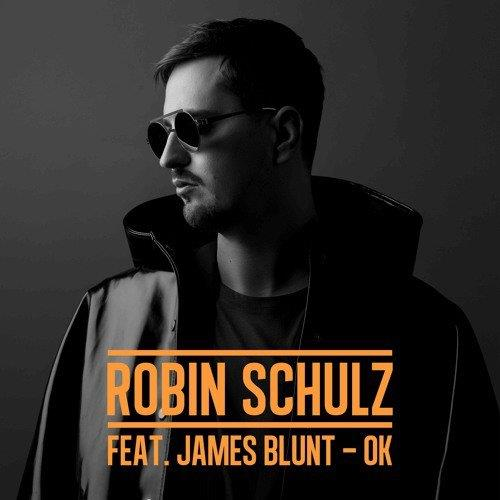 Robin Schulz OK (feat. James Blunt) cover art