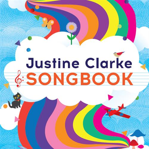 Justine Clarke Dancing Face cover art