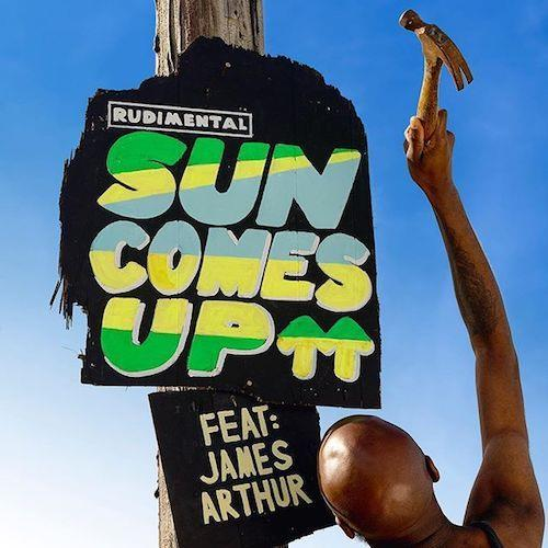 Rudimental Sun Comes Up (feat. James Arthur) cover art