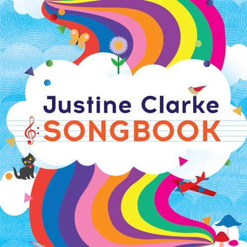 Justine Clarke Mrs Knife and Mr Fork cover art
