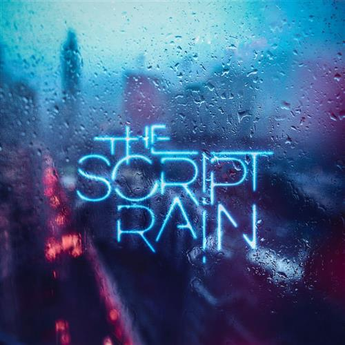 The Script Rain cover art