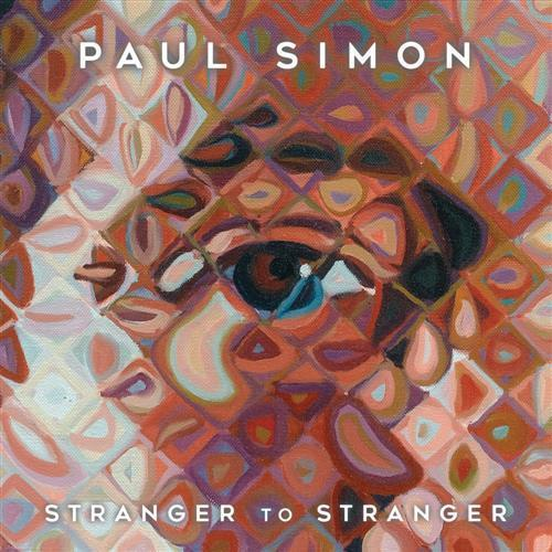 Paul Simon Stranger To Stranger cover art