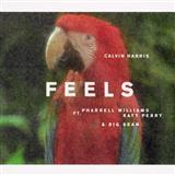 Feels (feat. Pharrell Williams, Katy Perry & Big Sean) sheet music by Calvin Harris