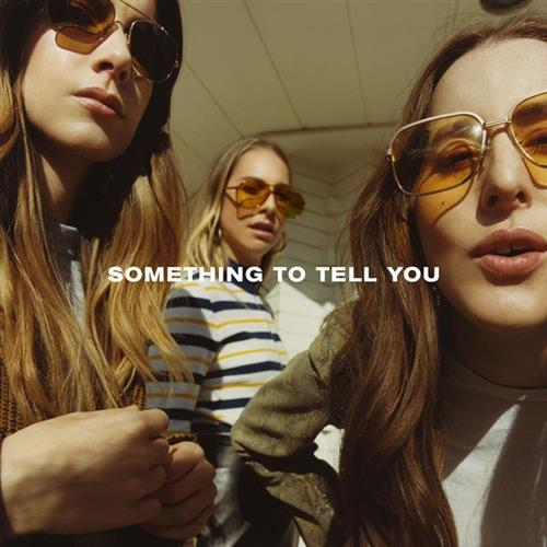 Haim Want You Back cover art