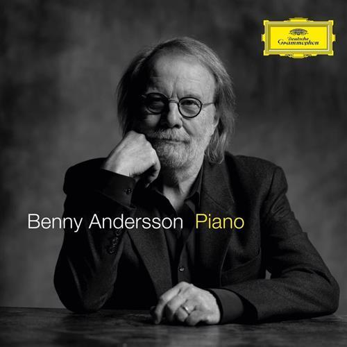 Benny Andersson I Let The Music Speak cover art